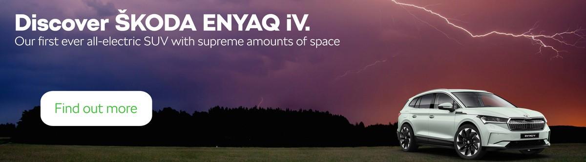 Enyaq iV Offers