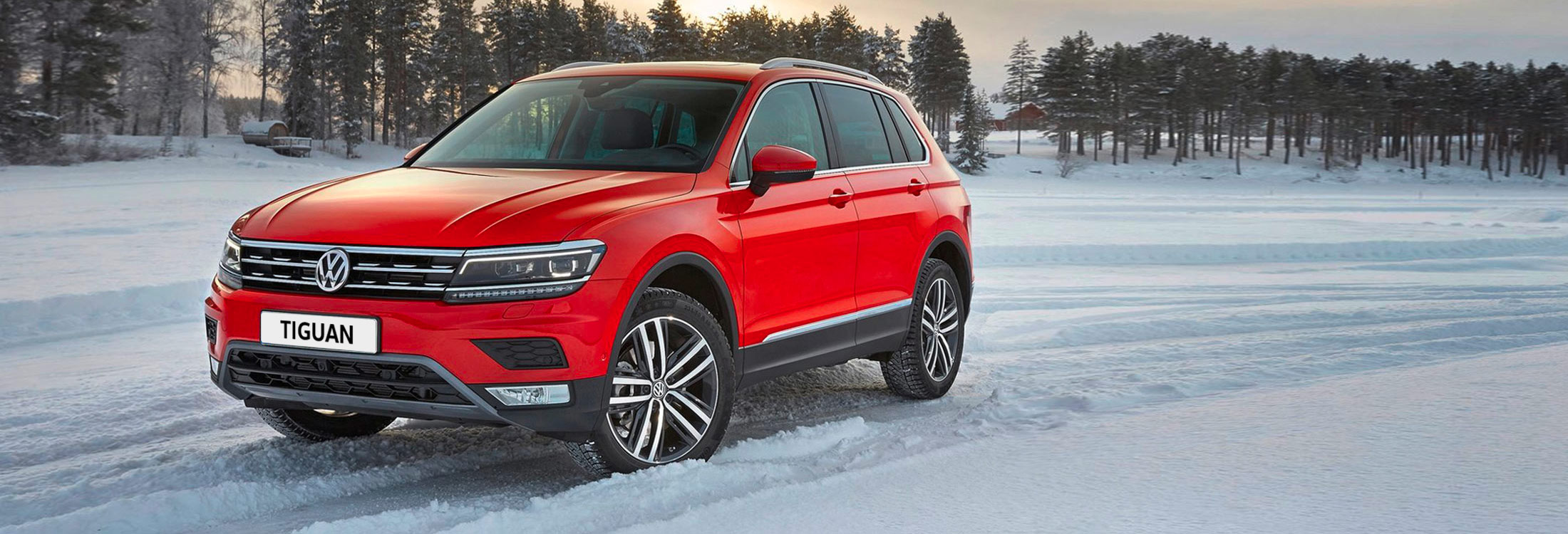 Tiguan Fleet Offer