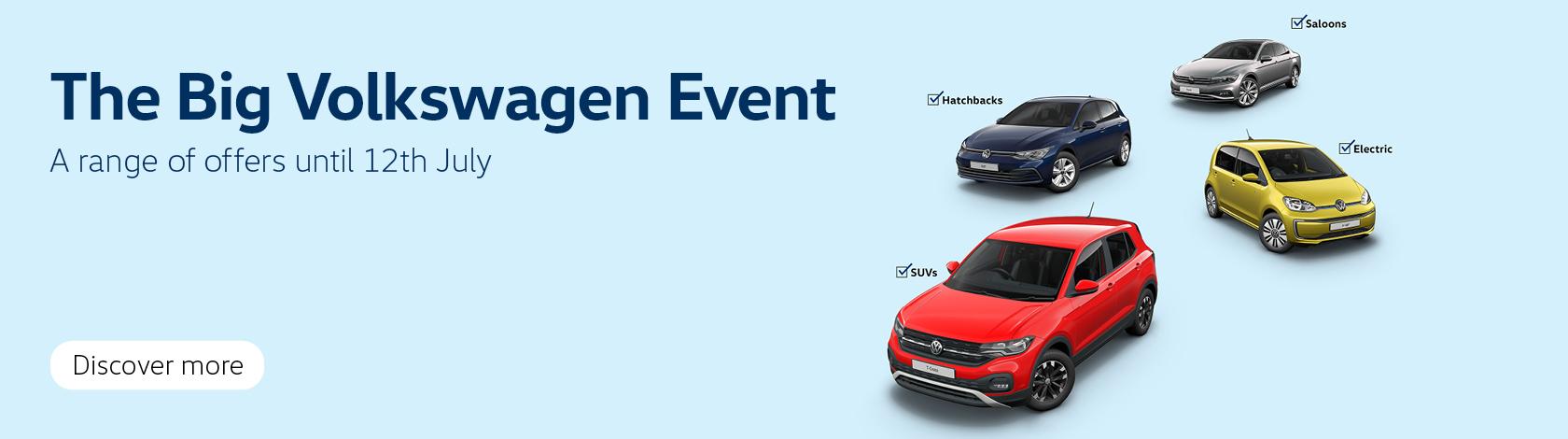 The Big Volkswagen Event